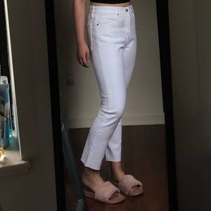 Levi's Wedgie Fit Jeans (perfect condition)